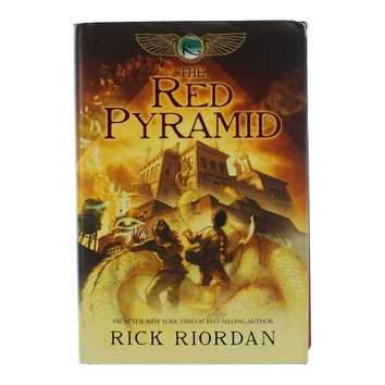 Book: The Red Pyramid for Sale on Swap.com