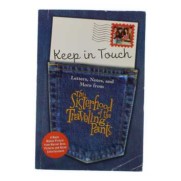 Book: The Sisterhood Of The Traveling Pants - Keep in Touch for Sale on Swap.com