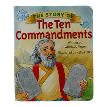 Book: The Story of the Ten Commandments for Sale on Swap.com