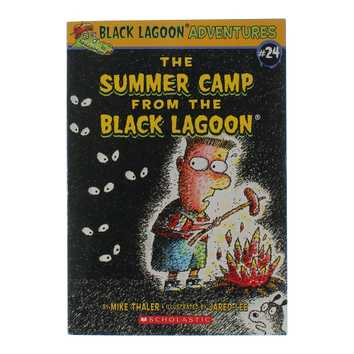 Book: The Summer Camp From The Black Lagoon for Sale on Swap.com