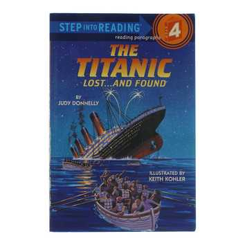 Book: The Titanic Lost... And Found for Sale on Swap.com
