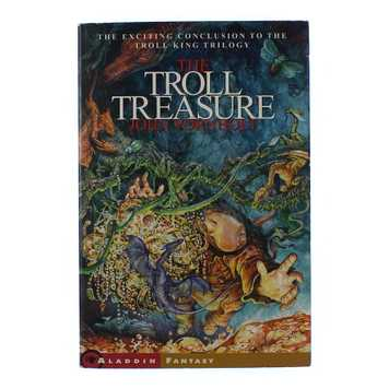 Book: The Troll Treasure for Sale on Swap.com