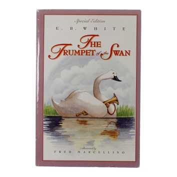Book: The Trumpet of the Swan for Sale on Swap.com