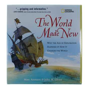 Book: The World Made New for Sale on Swap.com