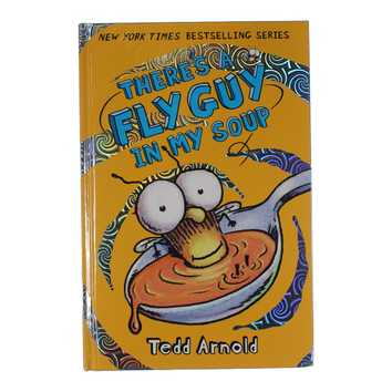 Book: There's a Fly Guy In My Soup for Sale on Swap.com