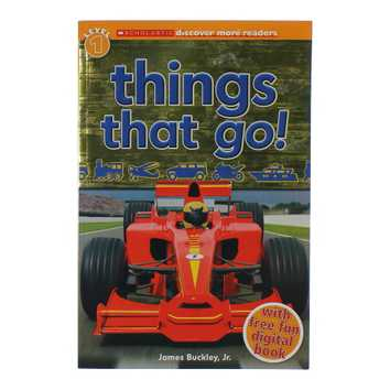 Book: Things That Go! for Sale on Swap.com