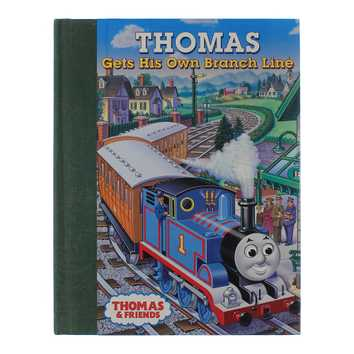 Book: Thomas Gets His Own Branch Line for Sale on Swap.com