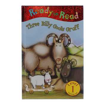 Book: Three Billy Goats Gruff for Sale on Swap.com
