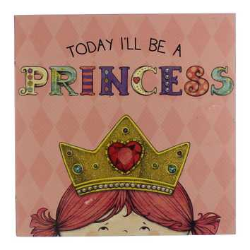 Book: Today I'll Be A Princess for Sale on Swap.com