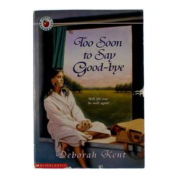 Book: Too Soon to Say Good-bye for Sale on Swap.com