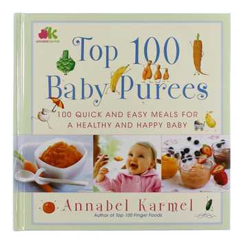 Book: Top 100 Baby Purees for Sale on Swap.com
