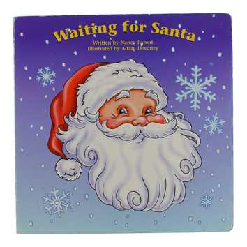 Book: Waiting For Santa for Sale on Swap.com