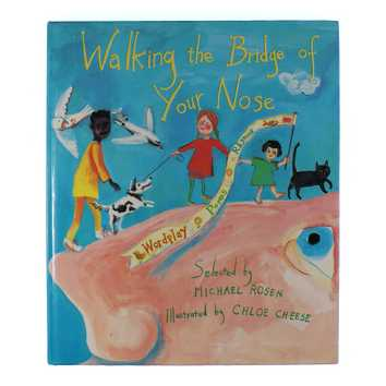 Book: Walking The Bridge Of Your Nose for Sale on Swap.com
