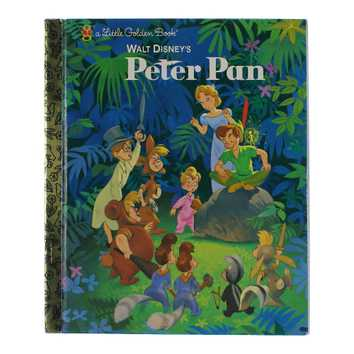 Book: Walt Disney's Peter Pan for Sale on Swap.com