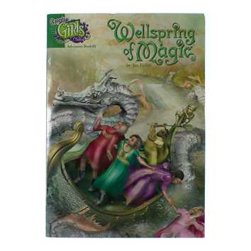 Book: Wellspring of Magic for Sale on Swap.com