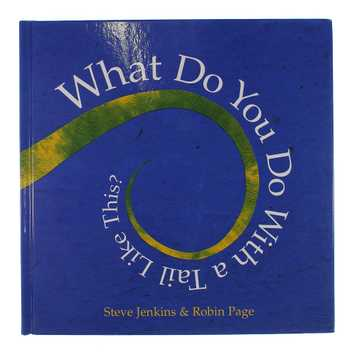 Book: What Do You Do With A Tail Like This? for Sale on Swap.com