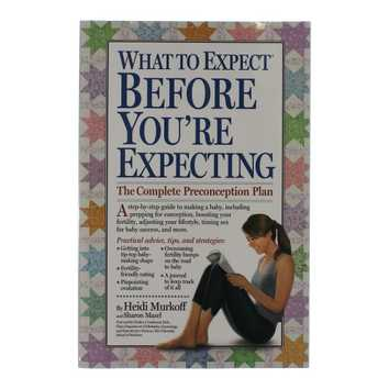 Book: What To Before You're Expecting for Sale on Swap.com