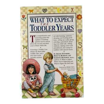Book: What To Expect The Toddler Years for Sale on Swap.com