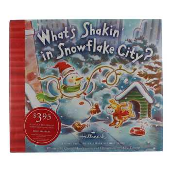 Book: What's Shakin' In Snowflake City? for Sale on Swap.com
