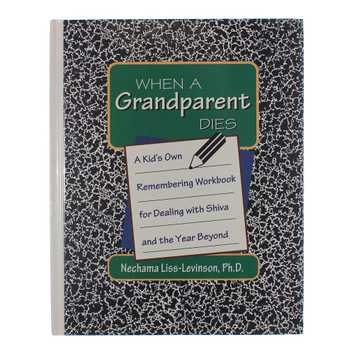 Book: When a Grandparent Dies for Sale on Swap.com