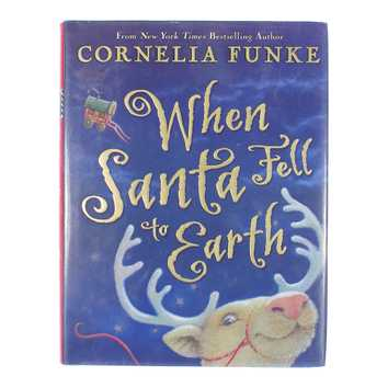 Book: When Santa Fell to Earth for Sale on Swap.com