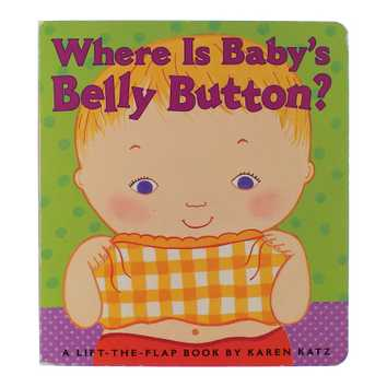 Book: Where Is Baby's Belly Button? for Sale on Swap.com