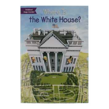 Book: Where is The White House? for Sale on Swap.com