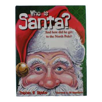 Book: Who Is Santa? for Sale on Swap.com