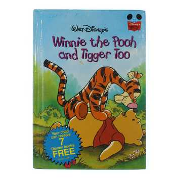 Book: Winnie The Pooh And Tigger Too for Sale on Swap.com