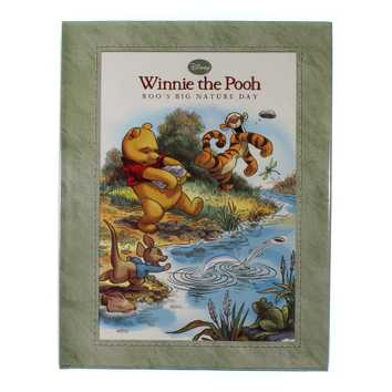 Book: Winnie the Pooh Roo's Big Nature Day for Sale on Swap.com