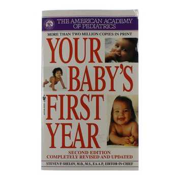 Book: Your Baby's First Year for Sale on Swap.com