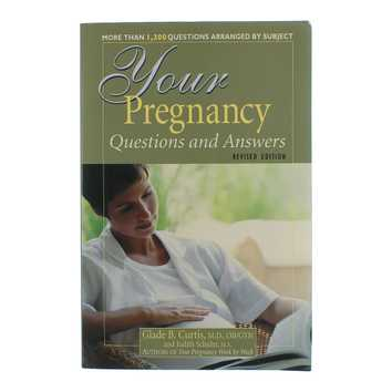 Book: Your Pregnancy Questions & Answers for Sale on Swap.com
