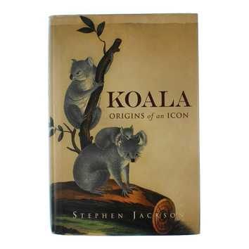 Book:Koala Origins Of An Icon for Sale on Swap.com