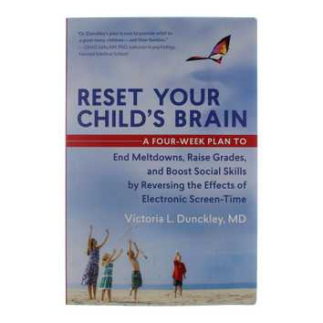 Book:Reset Your Child's Brain for Sale on Swap.com