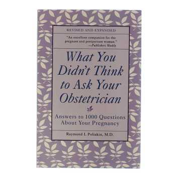 Books: What You Didn't Think to Ask Your Obstetrcian for Sale on Swap.com