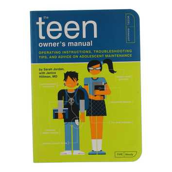 Book:The Teen Owner's Manual for Sale on Swap.com