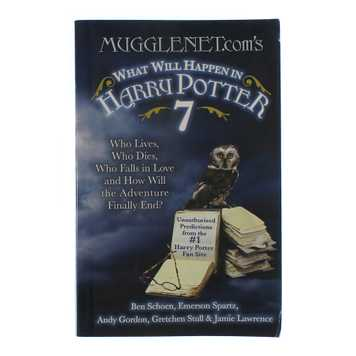 Book;What Will Happen In Harry Potter for Sale on Swap.com