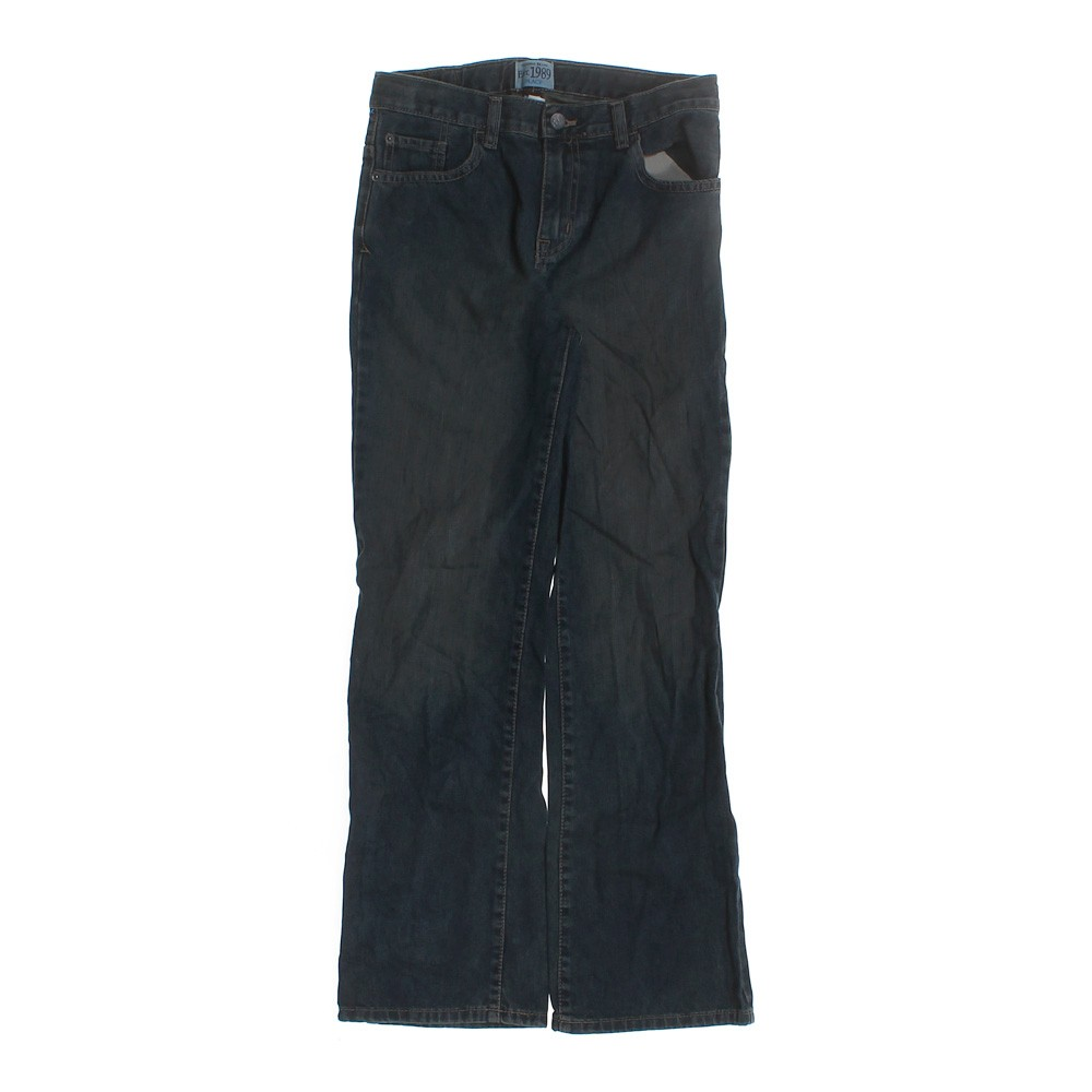 Black The Childrenu0026#39;s Place Boot-cut Jeans in size 14 at up to 95% Off - Swap.com