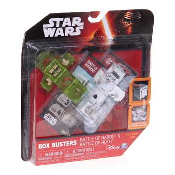 Box Busters Battle Of Naboo & Battle Of Hoth for Sale on Swap.com