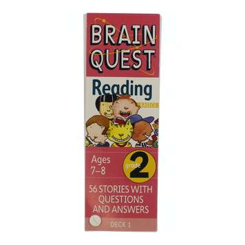 Brain Quest (Reading) for Sale on Swap.com