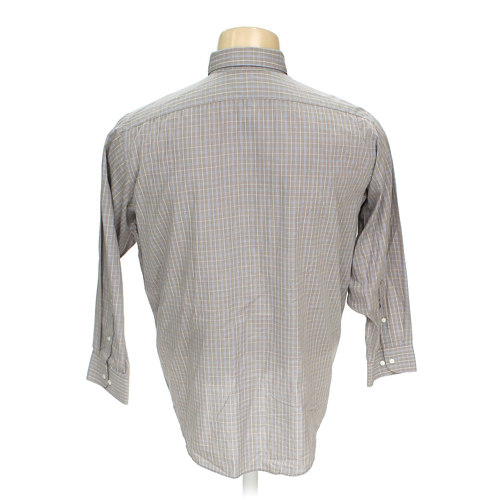 Arrow button down long sleeve shirt in size xl at up to 95 for 17 33 shirt size