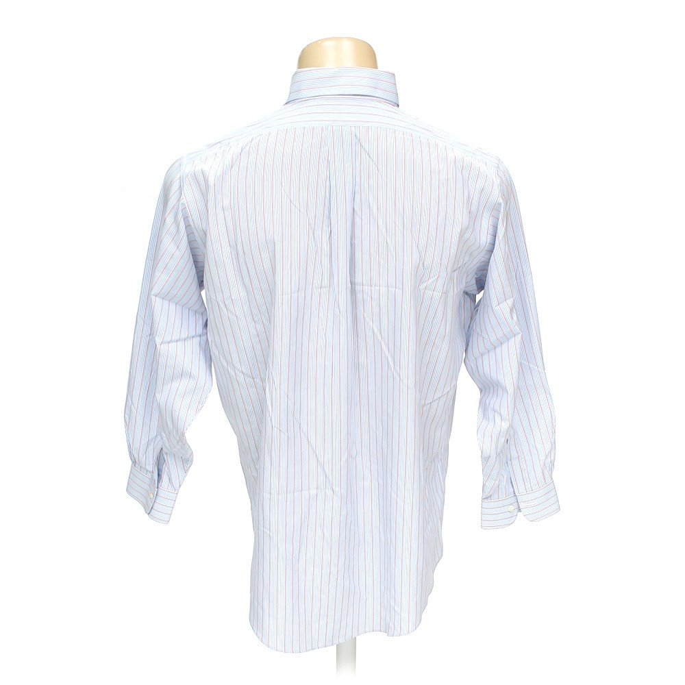 Brooks brothers button down long sleeve shirt in size 56 for Brooks brothers tall shirts