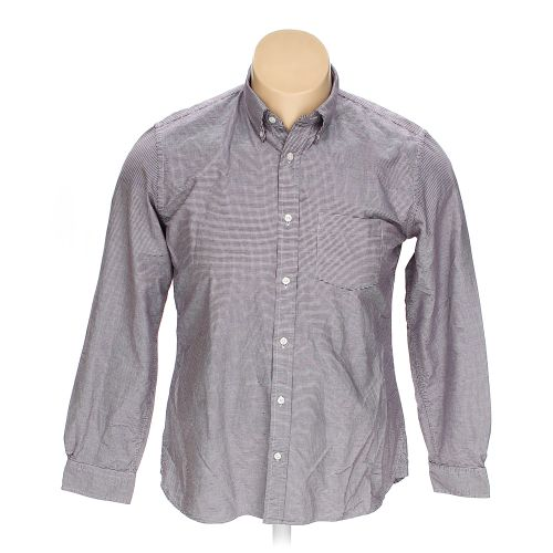Purple brooks brothers button down long sleeve shirt in for Brooks brothers tall shirts