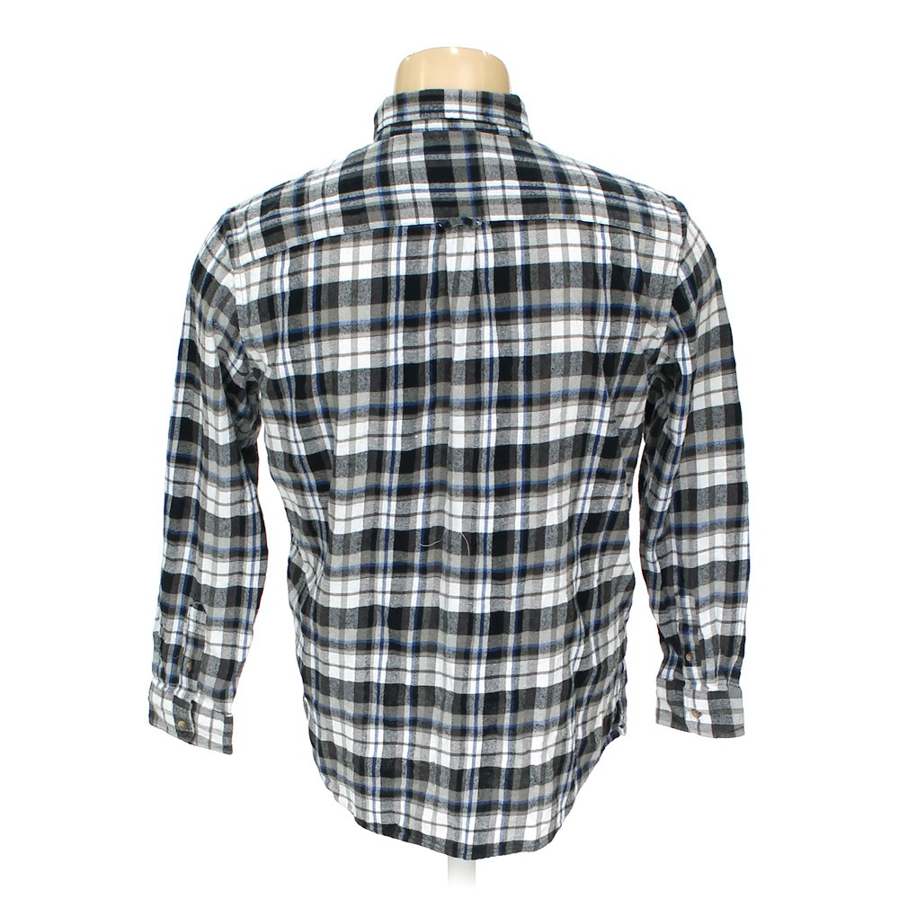Chaps button down long sleeve shirt in size xl at up to 95 for Chaps button down shirts