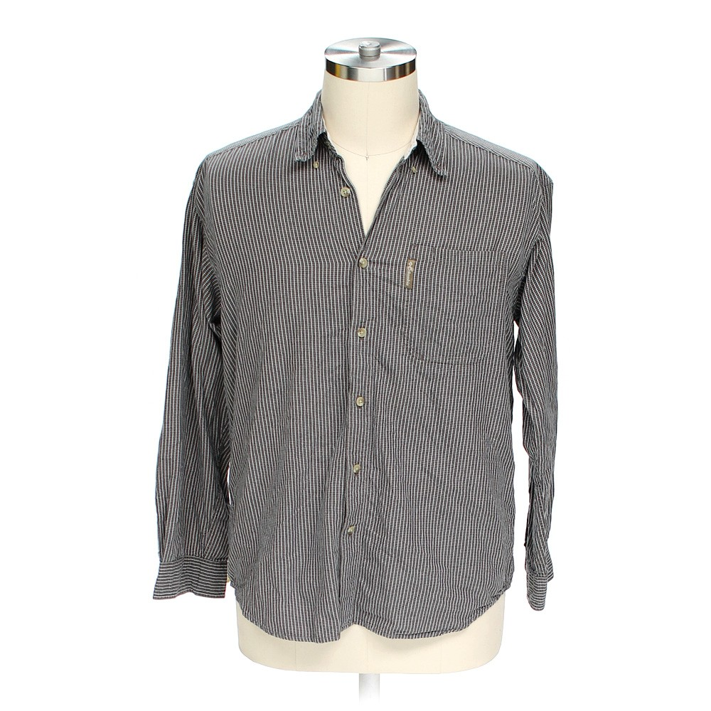 Columbia Sportswear Company Button Down Long Sleeve Shirt