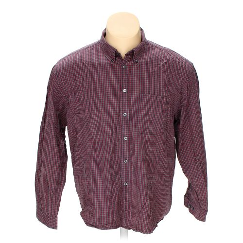 Izod Button Down Long Sleeve Shirt In Size 2xl At Up To 95