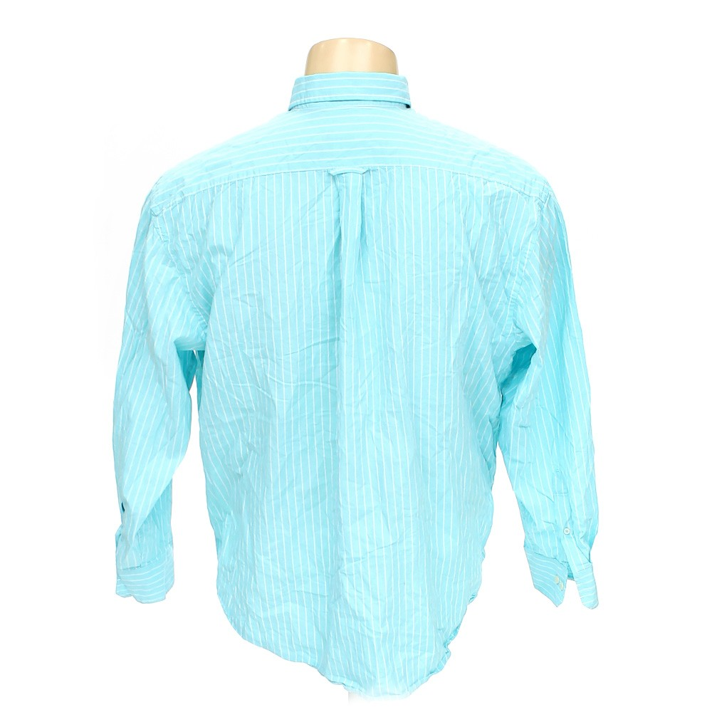 Izod button down long sleeve shirt in size xxl at up to 95 for 18 36 37 shirt size