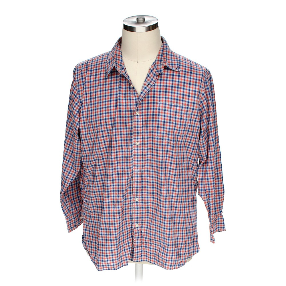 Sonoma Button Down Long Sleeve Shirt In Size 2xl At Up To