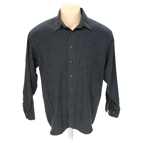 A 2 z button up long sleeve shirt in size 2xl at up to 95 for 18 36 37 shirt size