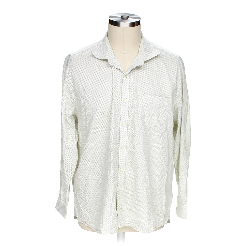 Madison button up long sleeve shirt in size 2xl at up to for 18 36 37 shirt size